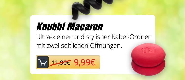 tizi Knubbi Macaron
