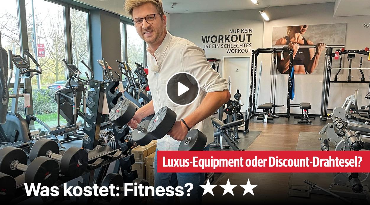 Was kostet: Fitness?