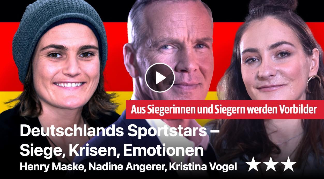 Deutschlands Sportstars