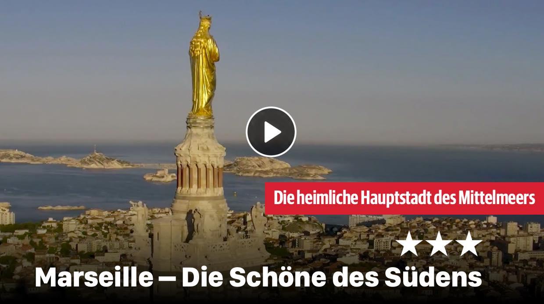 Marseille - Die Schöne des Südens