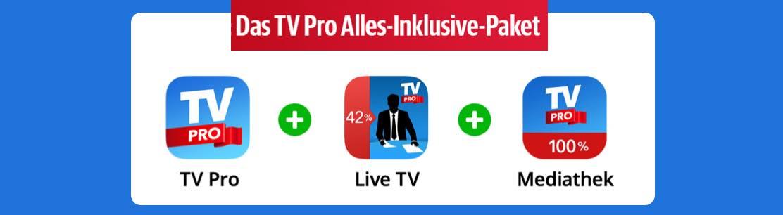 TV Pro Alles-Inklusive-Paket