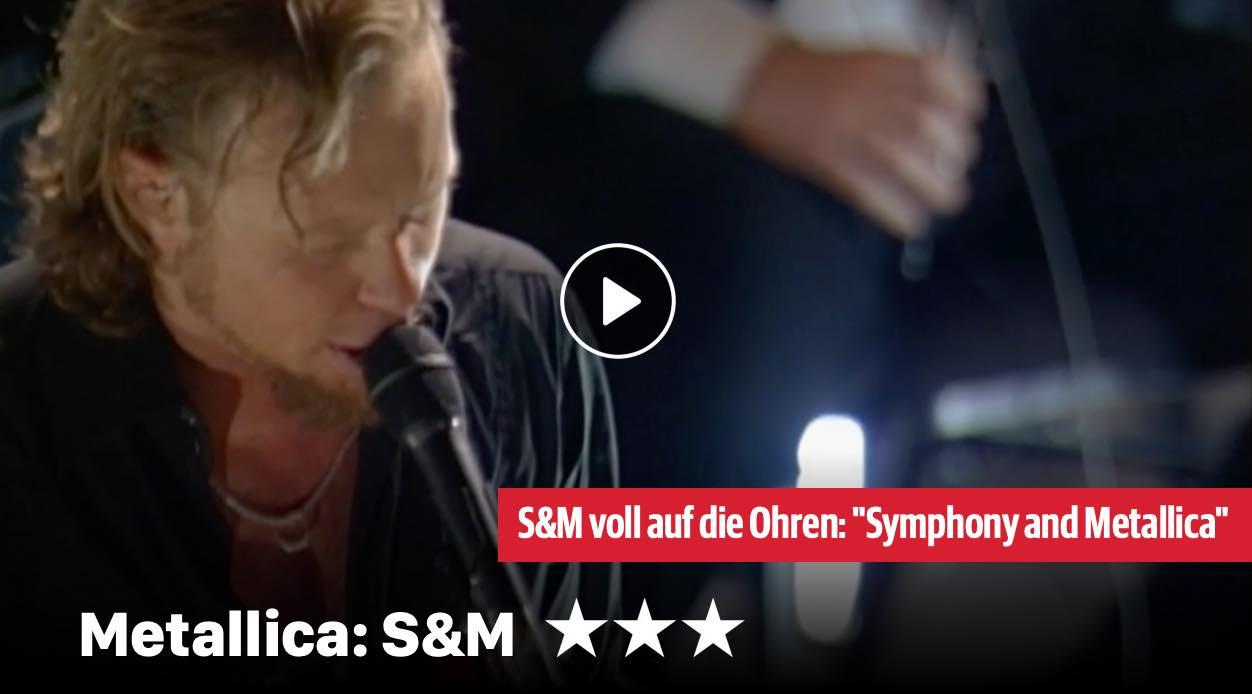 Metallica: S+M
