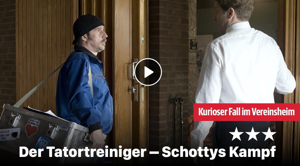 Der Tatortreiniger – Schottys Kampf