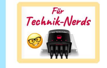 Für Technik-Nerds