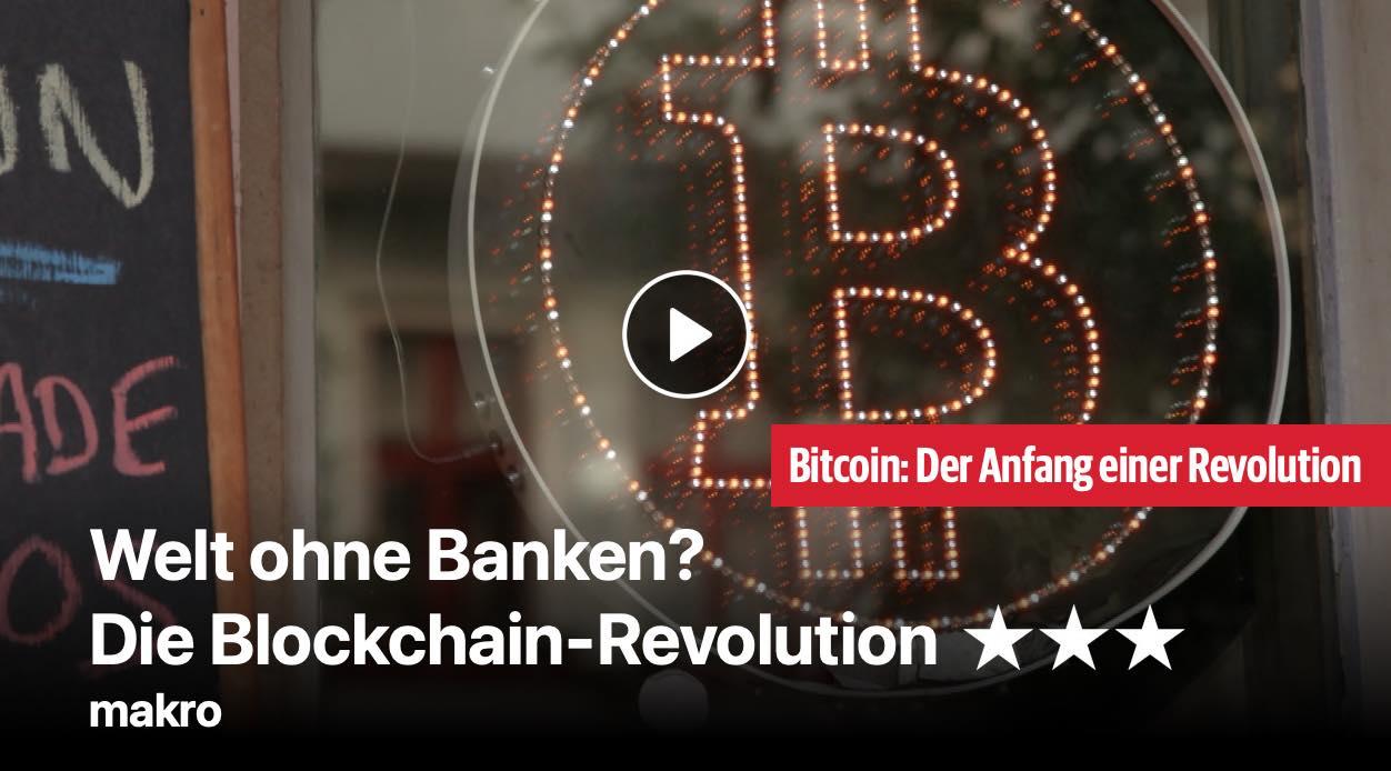 Welt ohne Banken? Die Blockchain-Revolution