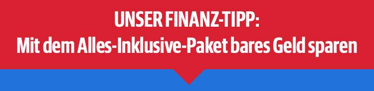 UNSER FINANZ-TIPP