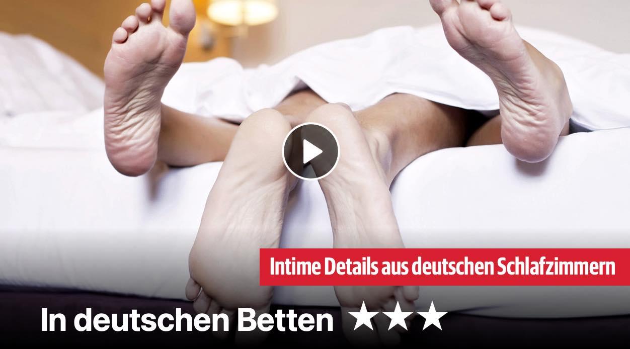 In deutschen Betten