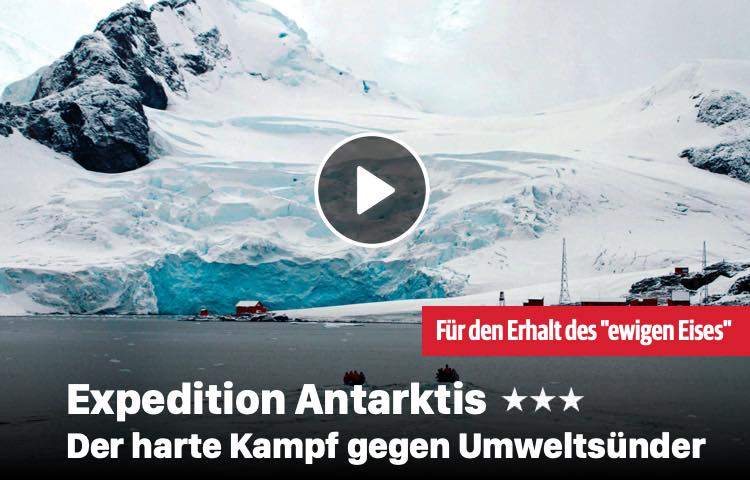 Expedition Antarktis