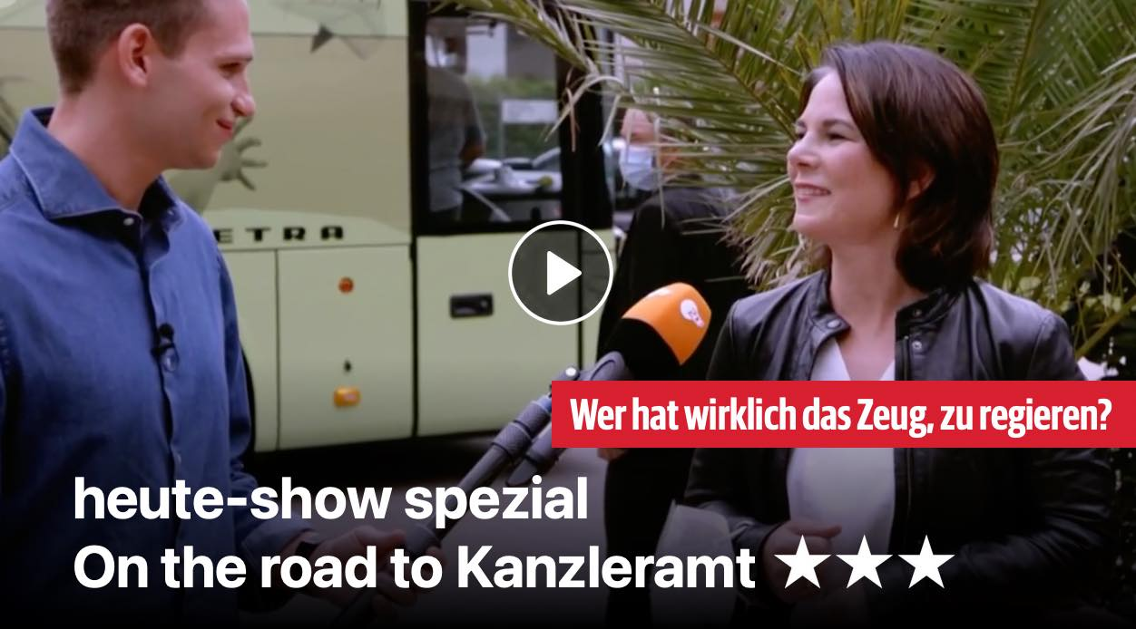 heute-show spezial: On the road to Kanzleramt