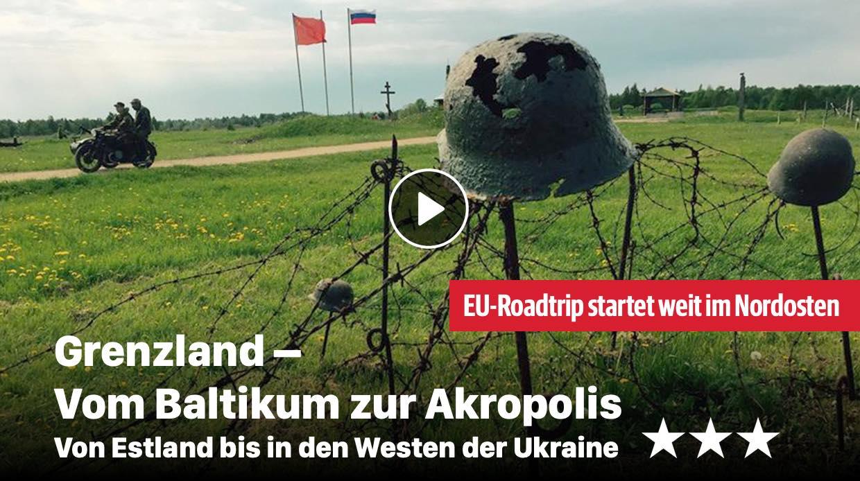 Von Estland bis in den Westen der Ukraine