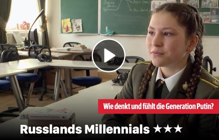 Russlands Millennials