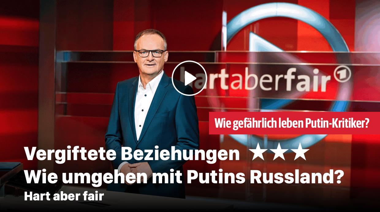 Wie umgehen mit Putins Russland?