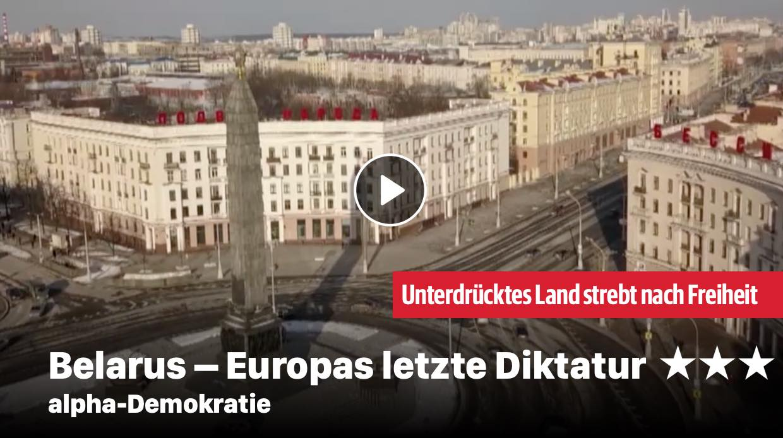 Belarus - Europas letzte Diktatur