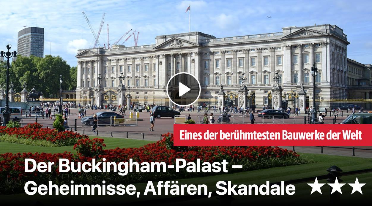 Der Buckingham-Palast