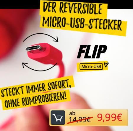 tizi flip Micro-USB