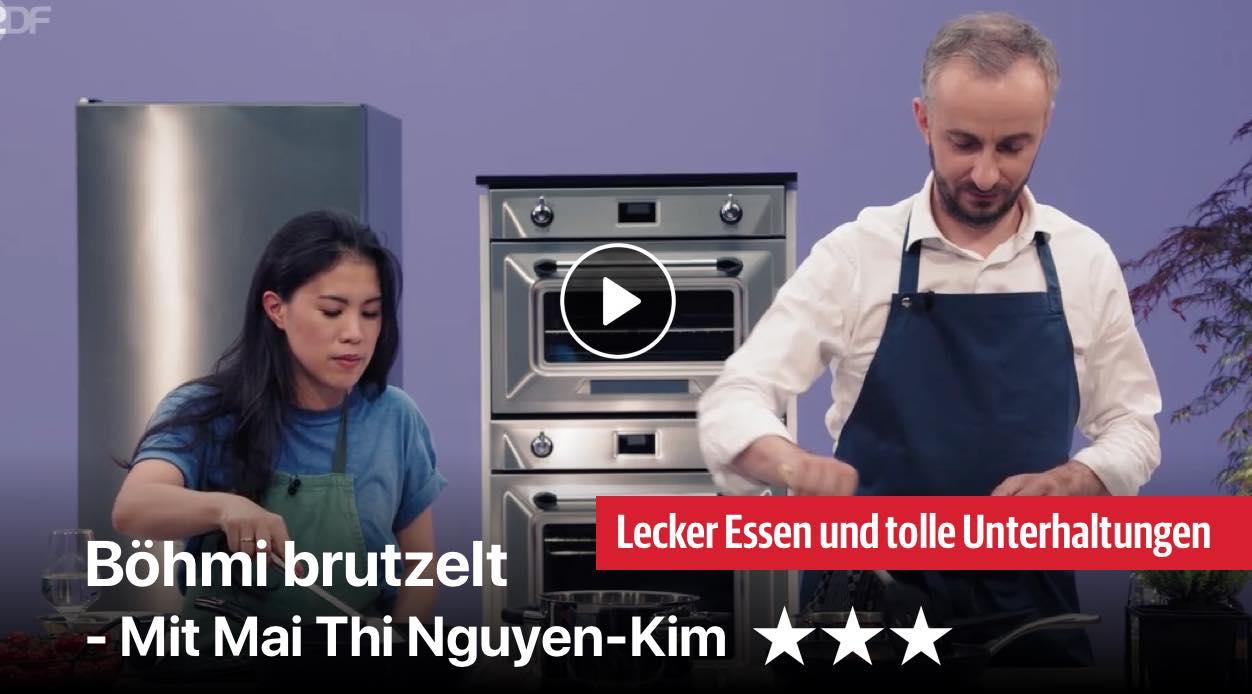 Böhmi brutzel - Mit Mai Thi Nguyen-Kim