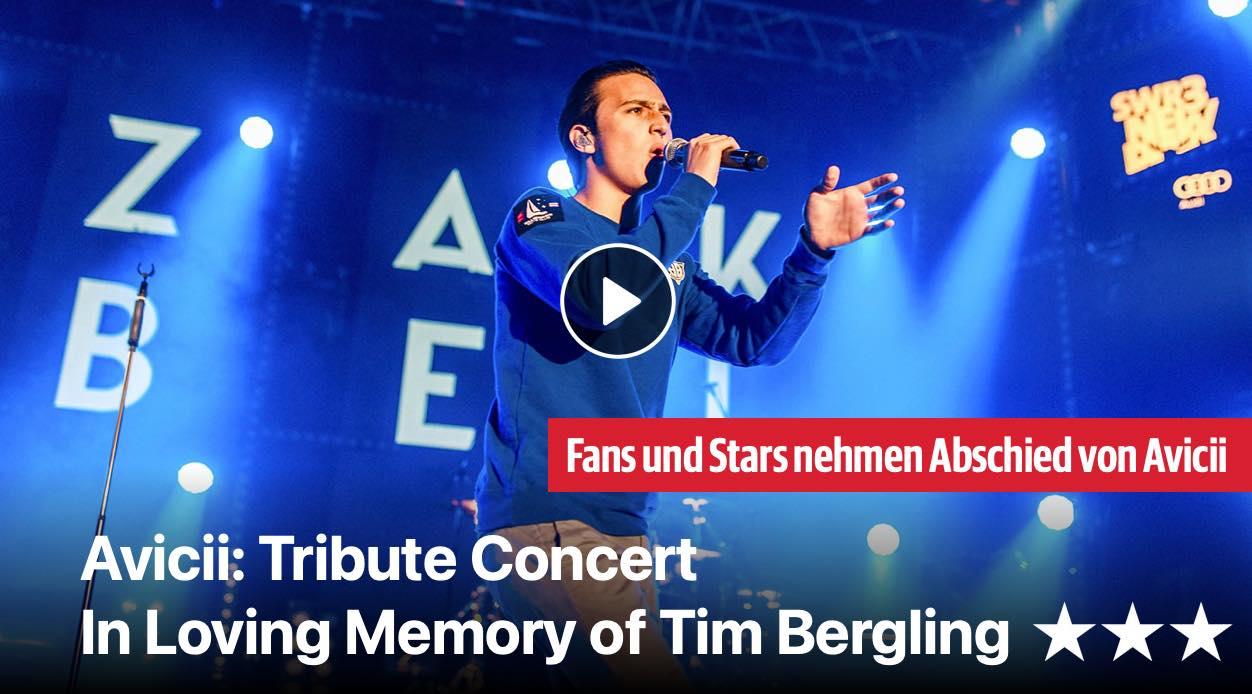 Avicii: Tribute Concert