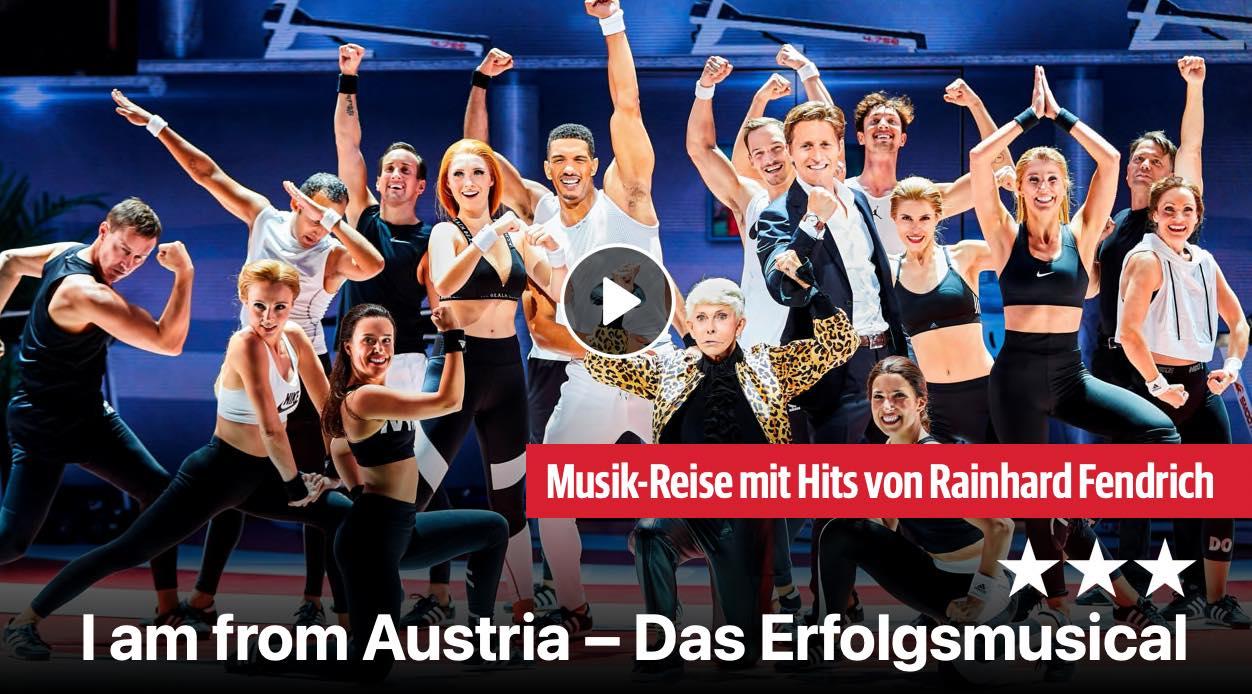 I am from Austria - Das Erfolgsmusical