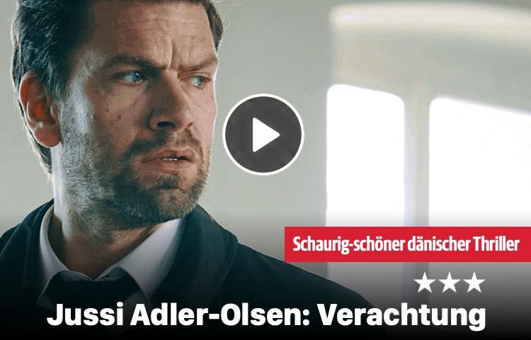Jussi Adler-Olsen: Verachtung