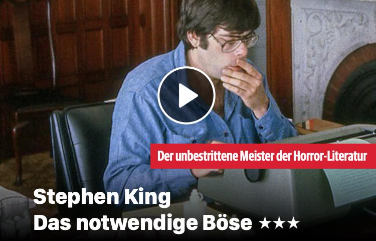 Stephen King: Das notwendige Böse